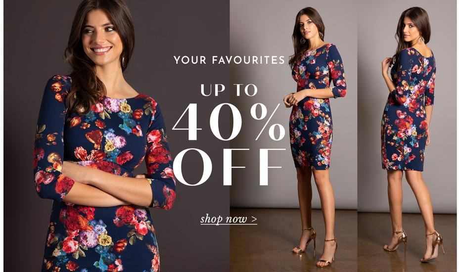 Your Favourites: Up To 40% Off