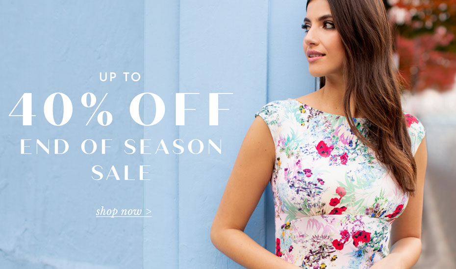 End of Season Maternity Sale