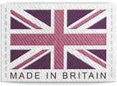 Alie Street Kleidungsstücke sind Designed and Made in Britain