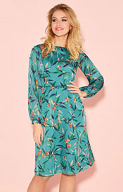 Robe Angel Forêt Tropicale