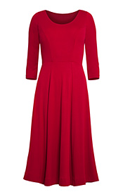 Claire Day Dress (Chilli Pepper)