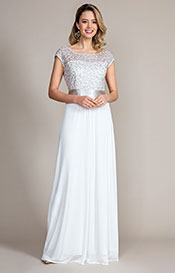Coco Wedding Gown Long Ivory