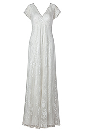 Evangeline Wedding Gown Ivory Dream