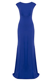 Pippa Evening Gown Long Royal Blue