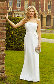 Victoria Wedding Gown Ivory