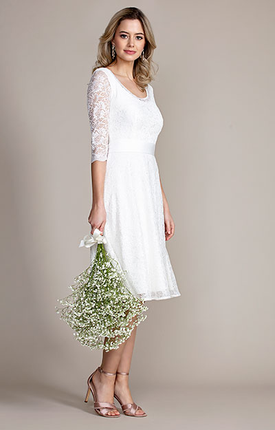 a36ba2762 Arabella Wedding Dress Short Ivory - Evening Dresses