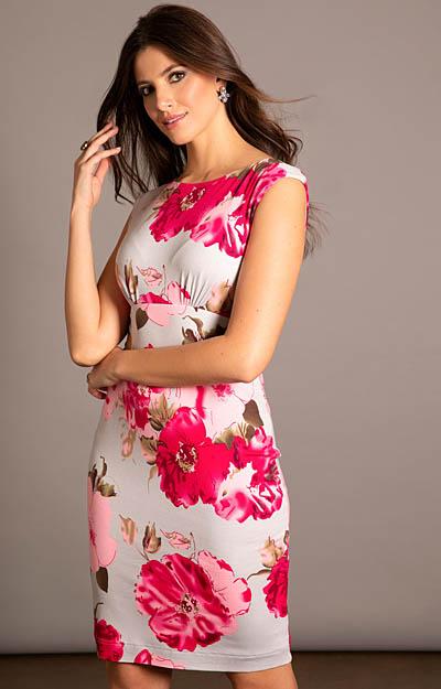 21dd0650f352 ... Pippa Shift Day Dress Grand Jardin by Alie Street ...