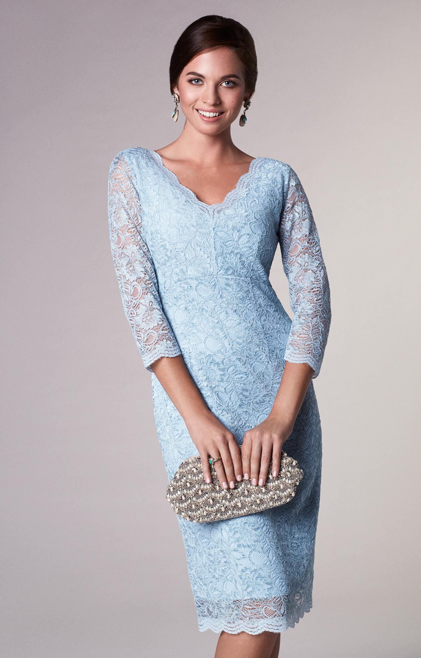 37d572459e6 Anya Lace Occasion Dress Eau de Nil - Evening Dresses