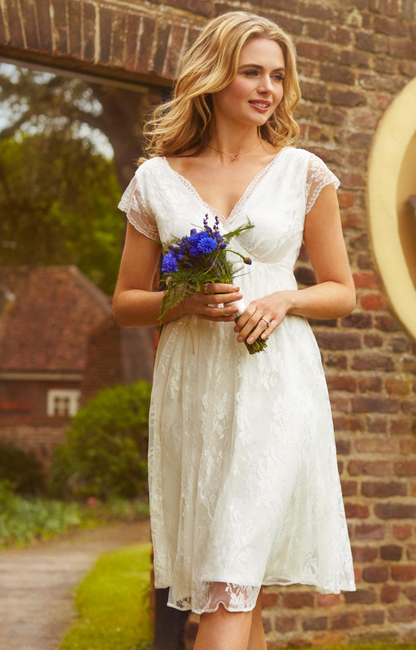 8425547c042 Evangeline Wedding Dress Ivory Dream - Evening Dresses