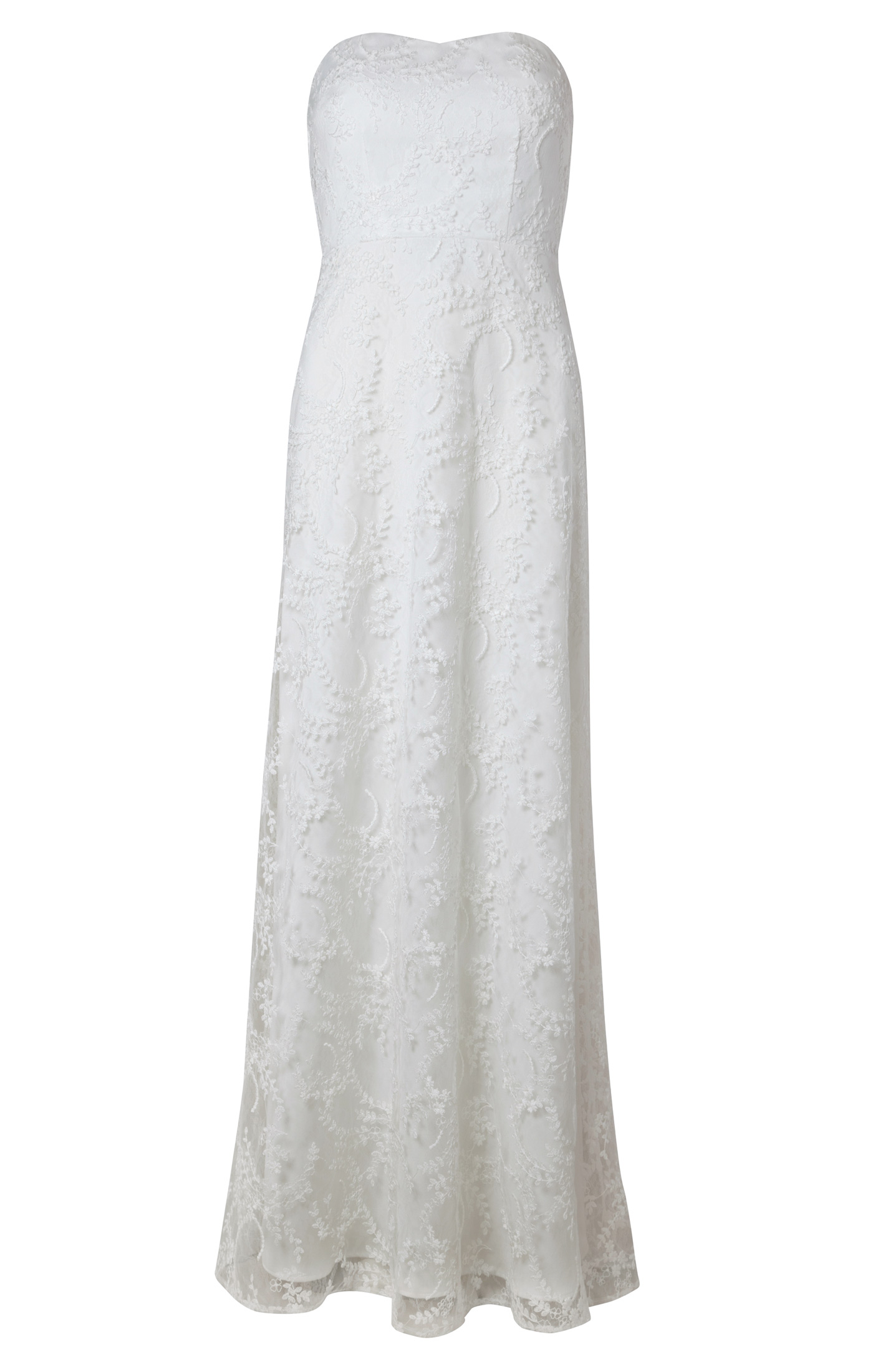 c1806d3dafb72 Flora Wedding Gown Ivory - Evening Dresses, Occasion Wear and Wedding  Dresses by Alie Street.