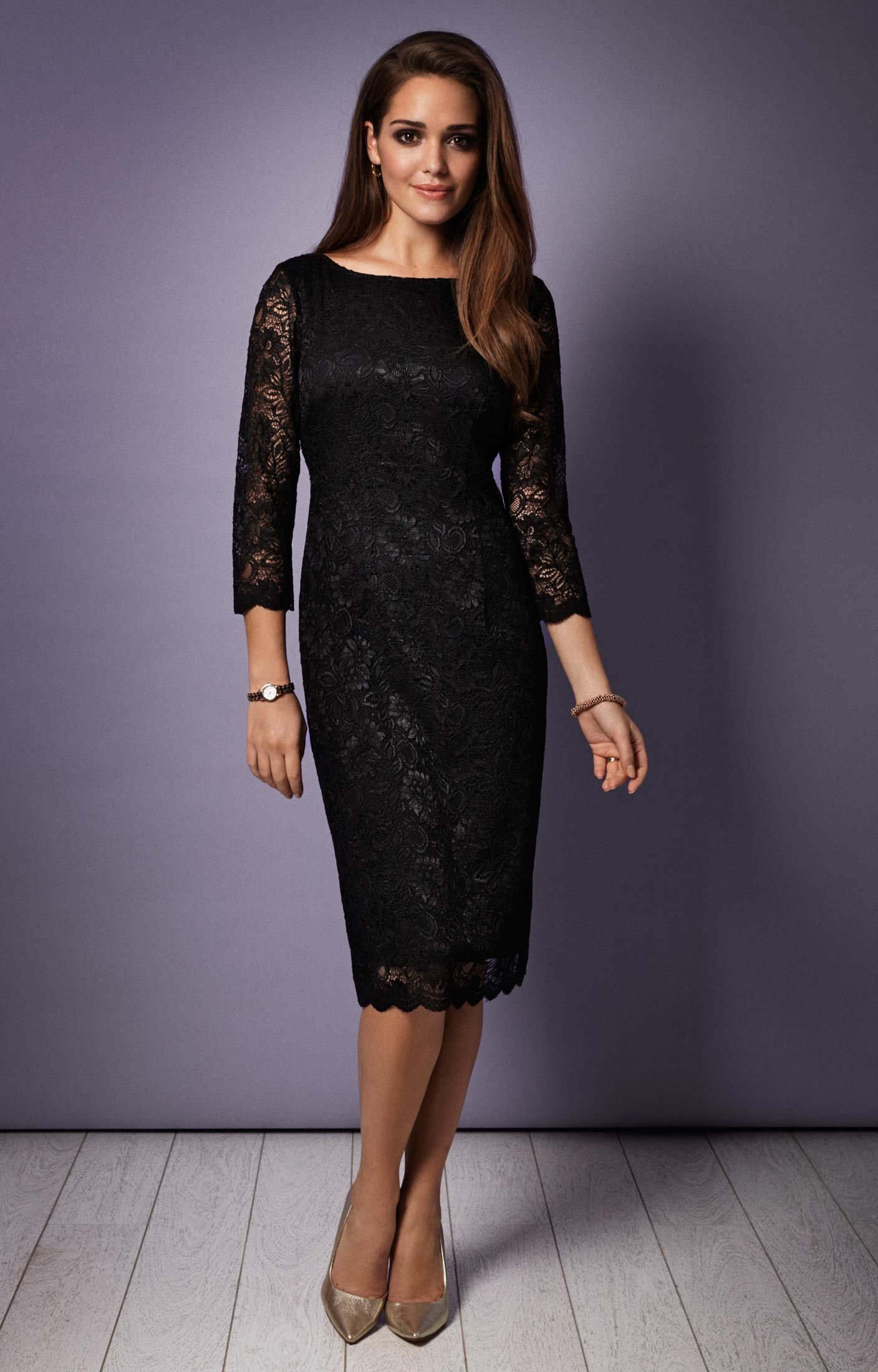Wedding Occasion Dresses katherine lace occasion dress black evening dresses by alie street