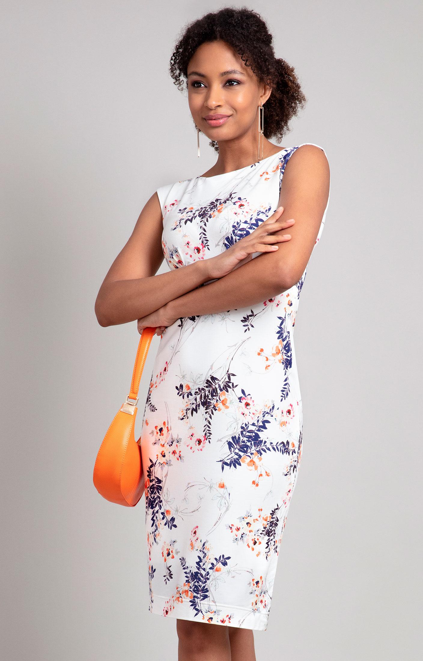 b5dfdfc679c2 Pippa Shift Dress Short Japanese Garden - Evening Dresses